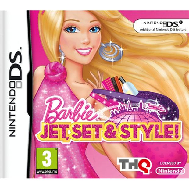 Barbie Jet Set