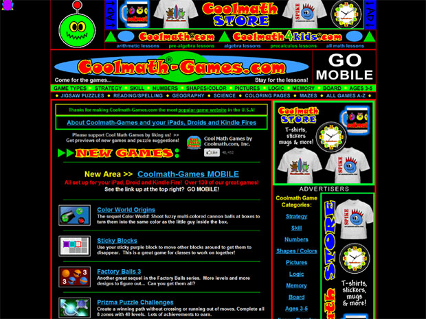 ... for details cool math games cool math games best kids websites click