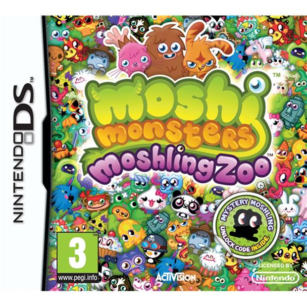 Moshi Monsters Zoo
