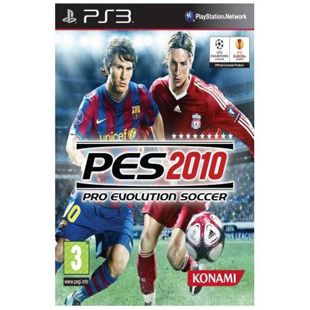Pes 2010 Demo: PS3 PES 2010 : Games Unlimited
