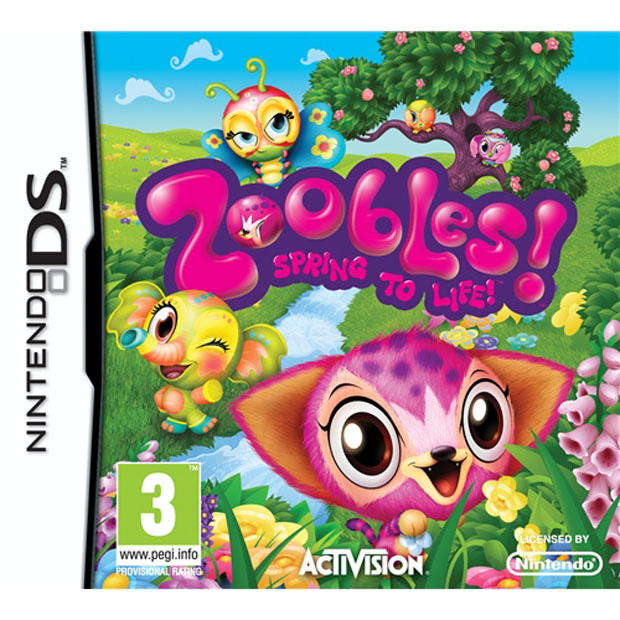 Zoobles Spring to Life
